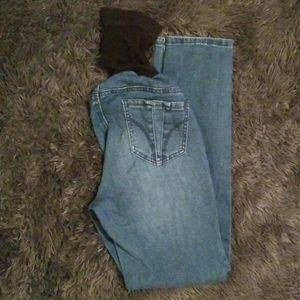 Post Maternity jeans (large)